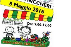 Mercatino dei ragazzi del Calcit a Ponte a Niccheri domenica 8 maggio 2016
