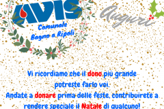Festa del Donatore, Avis Comunale Bagno a Ripoli