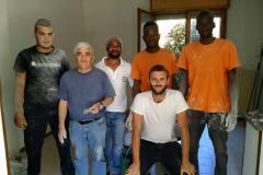 A CasaMia: housing sociale e integrazione a 360°. Appartamento pronto grazie anche al lavoro di tre giovani immigrati