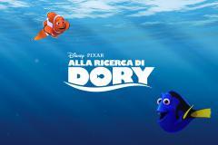 Alla ricerca di Dory al Nuovo Cinema Antella il 7, 8 e 9 ottobre 2016