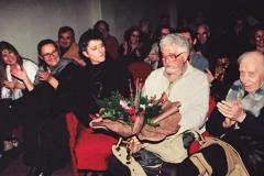 Guasti con Mario Luzi