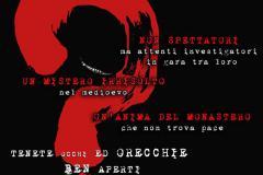 """""""Halloween con Delitto. Requiem di un amore zombie"""" al Bigallo. Appuntamento martedì 31 ottobre ore 20"""