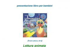 A tutto volume – Il 28 gennaio in biblioteca 'La zanzara Clara e la nebulosa di Krebs'