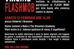 One Billion Rising – Il Flash Mob di San Valentino