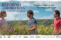 Ritorno in Borgogna al Cinema Antella dal 10 al 12 novembre
