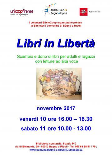 Libri in Libertà: Scambio e dono di libri per adulti e ragazzi ...
