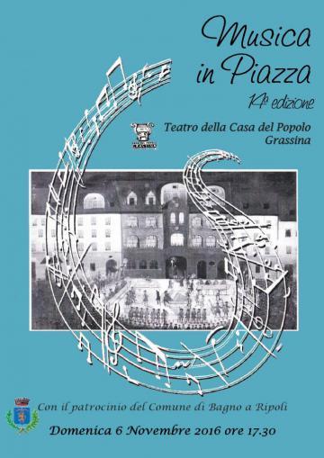 Musica in piazza 2016