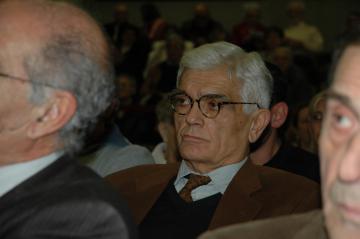 Mario Spezi in occasione di 'Una Vita Premiata' 2012