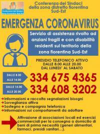 Spesa a domicilio Coronavirus